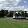 The Bandstand in the Pump Room Gardens