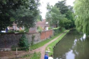Canal at Abbots Langley