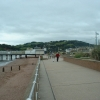 Seafront at Teignmouth