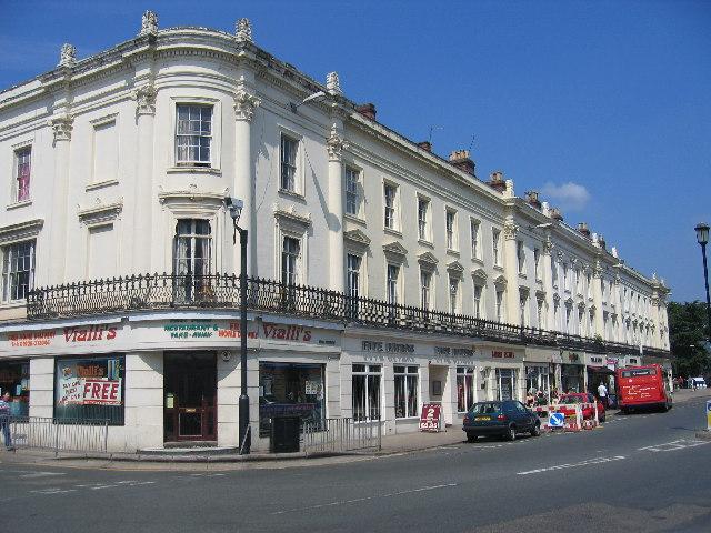 Victoria Terrace, Royal Leamington Spa