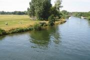 River Thames from Victoria Bridge, Datchet