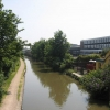 The Grand Union Canal, Royal Leamington Spa
