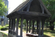 The Litch Gate, St. Andrew's Church, Hornchurch, Essex