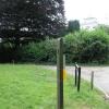 Public Footpath, near Starrock Wood