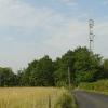 Telecoms mast, South Lodge, Pease Pottage, West Sussex