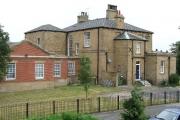 Springfield Hall, Morley, Leeds, Yorkshire.