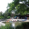 Boat Hire, Mill Gardens