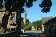 Bolton le Sands village