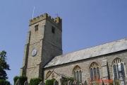 Dunsford church