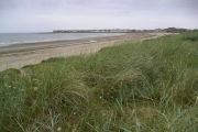 Troon and its beach