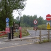 Wanlip Lane entrance to Watermead Country Park, Leicester.