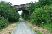 Disused Railway Bridge, Lanchester Valley Walk