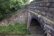 Old Lintzford Station Bridge
