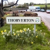 Thorverton Sheep Dip + Mobile Library