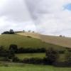 Farmland between Thorverton and Bowley