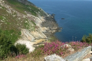 Dhoon Beach - Isle of Man