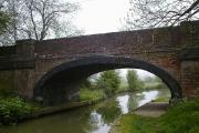 Bridge 57 on the Grand Union Canal