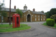 Eastwell village centre, Leicestershire