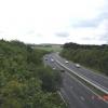 A55 near Pantasaph