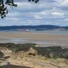 Beach, east of Hound Point