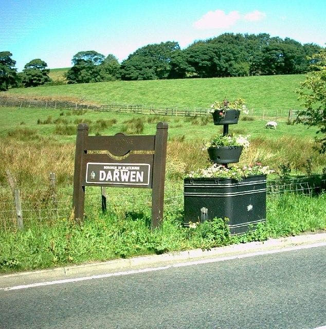 Welcome to Darwen