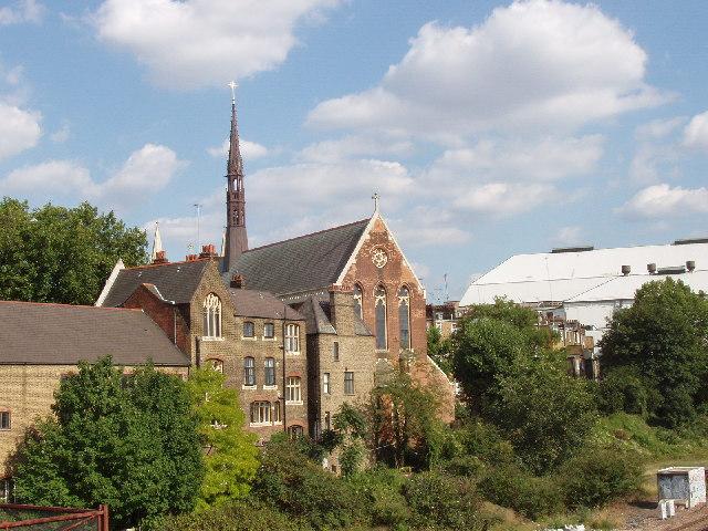 St Cuthbert and St Mathias Church, Earls Court