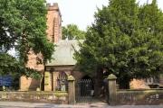 All Saints Church, Daresbury.