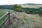 Whittonstall Village from Apperley Fell