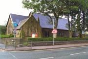 St.Mary's Church Hollingworth