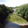 Rolle Bridge and Rothern Bridge over Torridge