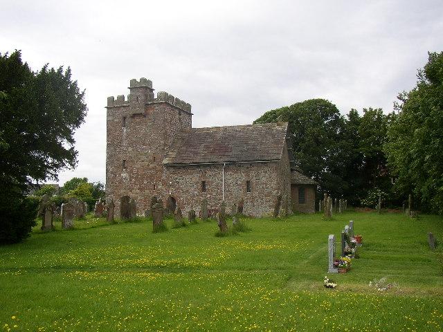 Newton Arlosh Church