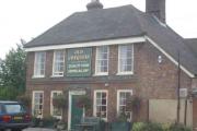 Old Chequers Pub on Gaddesden Row