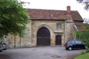 Abbey gatehouse, West Malling, Kent