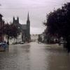 Floods in Leam Terrace