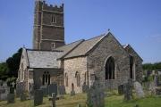 St.Peter's church, Westleigh, Devon