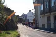 Mortehoe village, North Devon