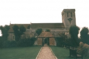 Haddenham Church