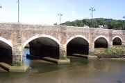 The Old Bridge, Wadebridge