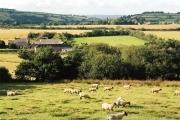 Bradninch: Garlandhayes Farm