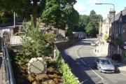 Colinton village