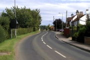 Burton Pidsea main road