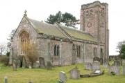 St Peter's Church, Somersal Herbert