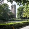 Gawsworth Church in August