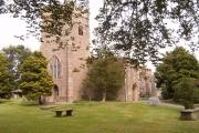 All Saints' Church, Tunstall