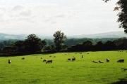 Broadhembury: view over the parish