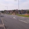 The A65 through Ingleton