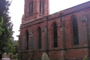'Christ Church', Catshill, Worcs