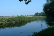 River Tame - Looking NW from Hams Hall