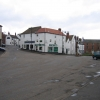 Market Place, Caistor, Lincs