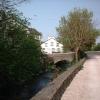 Mill Stream  and Bridge